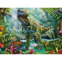 Dinosaurus wereld Diamond Painting