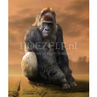 Gorilla Kong Diamond Painting