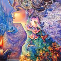 Dromen prinses Diamond Painting