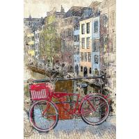 Utrechtse gracht Diamond Painting