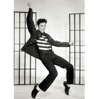 Dancing Elvis Diamond Painting