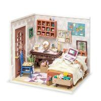 Anne's slaapkamer miniatuurhuisje