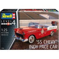 Revell 1955 Chevy Indy Pace Car 07686