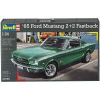 Revell 1965 Ford Mustang 2+2 Fastback 07065