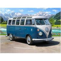 T1 Samba van Volkswagen Diamond Painting