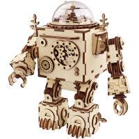 ROKR bouwpakket Orpheus Steampunk musicbox