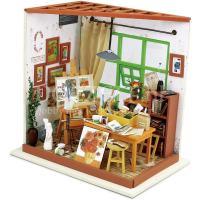 Ada's schilder studio miniatuurhuisje