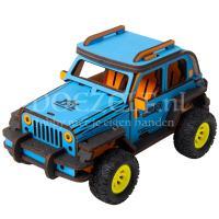 Off-Road Jeep bouwpakket
