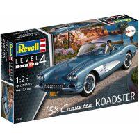Revell 1958 Corvette Roadster