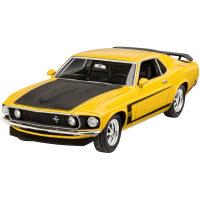 Revell 1969 Ford Mustang Boss 302
