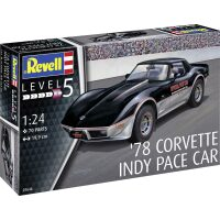 Revell '78 Corvette Indy Pace Car