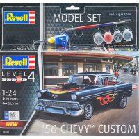 Revell Model Set '56 Chevy Customs