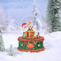 Christmas Town Muziekdoos