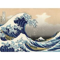 De grote golf van Kanagawa Diamond Painting