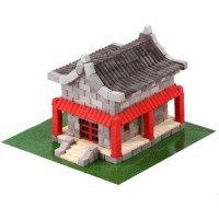 Chinese House stenen bouwpakket