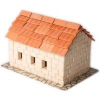 Tile Roof House stenen bouwpakket