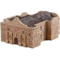Fort Alamo stenen bouwpakket