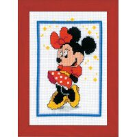 Disney Minnie Mouse borduren (pakket)