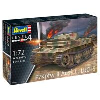 Revell PzKpfw II Ausf. L LUCHS Sd.Kfz. 123 (03266)